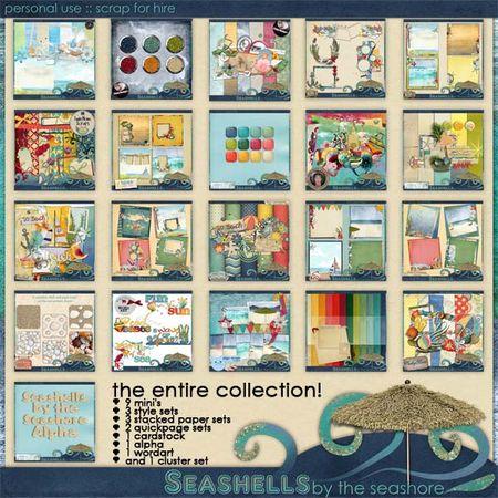 Thestudio_seashells_collection